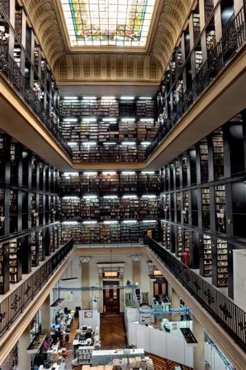 Daniel Kiblisky, biblioteca nacional de Brasil 2