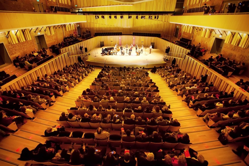 escutar tango em Buenos Aires usina del arte