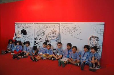 mafalda crianças
