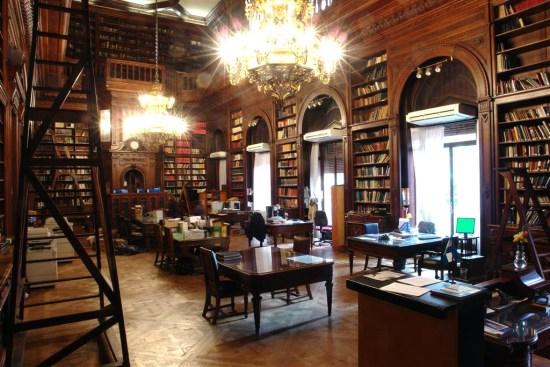 legislatura portenha biblioteca