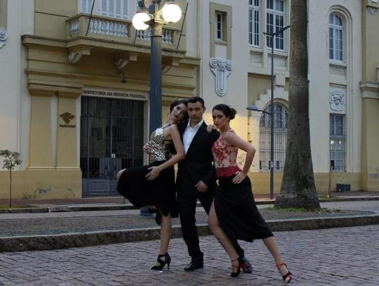 tango em porto alegre