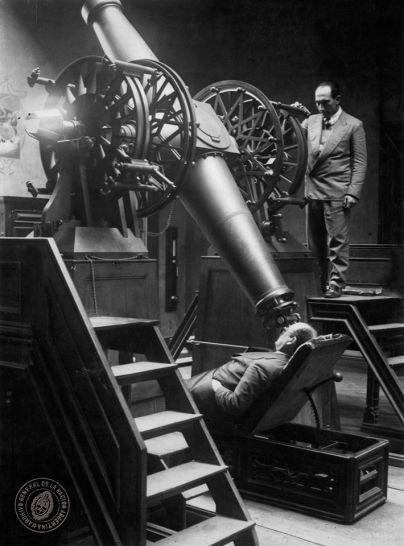 Observatorio Astronómico de la Plata, 1930.
