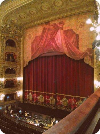 teatro colón nossa vista