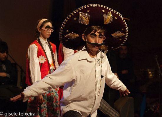 teatro comunitario casamento de anita e mirko