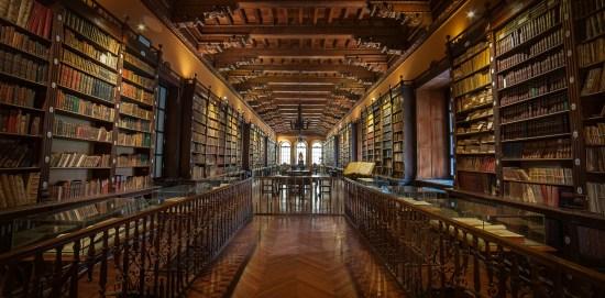 lima biblioteca santo domingo