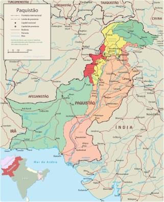mapa-politico-paquistao