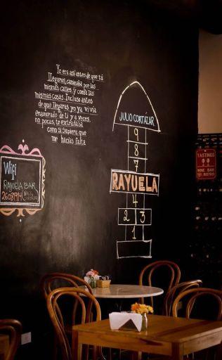 rayuela bar