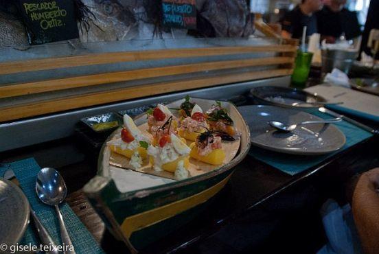 restaurante lima la mar