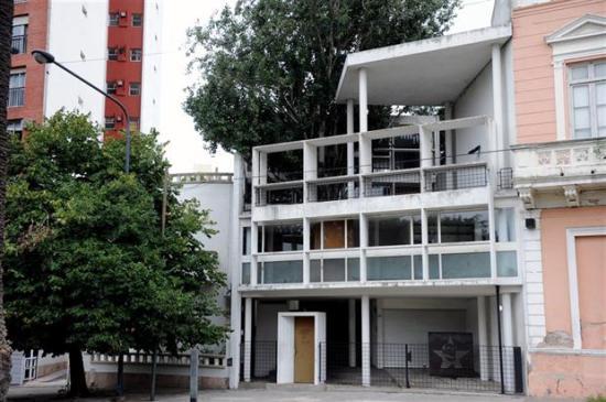 arquitectura- casa curuchet