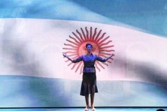 madero tango bandeira