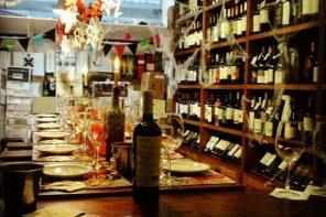 La Cava de Vittorio:  vinhos de garagem e cata às cegas