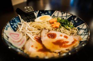 Nueva Casa Japonesa: para comer rámen