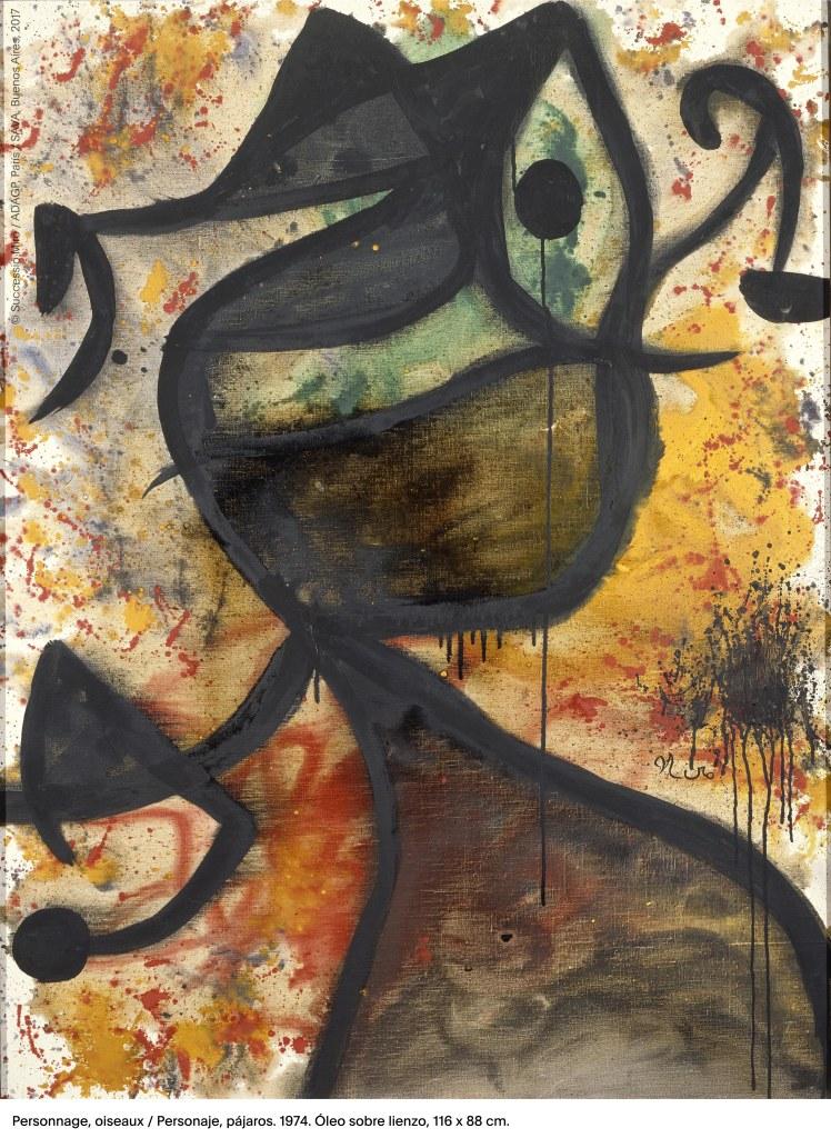 Exposição Joan Miró em Buenos Aires
