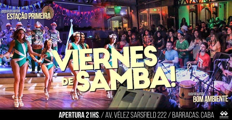 fevereiro em buenos aires samba