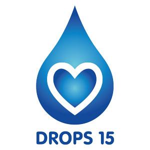 DROPS 15 energetische druppels logo