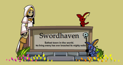 Swordhaven - Safest Town in the World