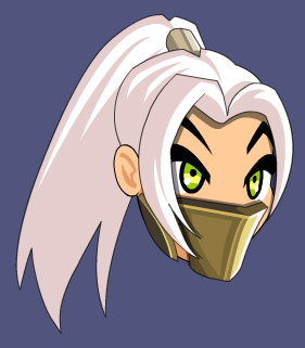 Ascent Of Long Hair AQW