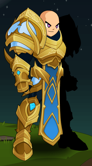 Ultra OmniKnight Armor Merge AQW