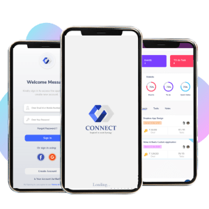 CONNECT - Smart Contact Managementa