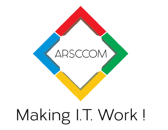 ARSCCOM - Making_it_work Logo