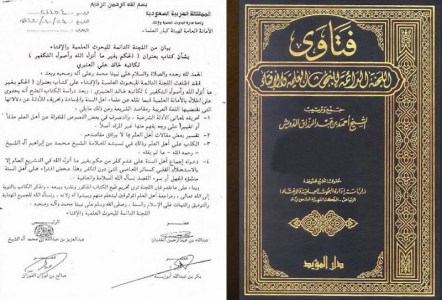 Ljadzhna o Halide Anbari - 550. Отличный ответ на саляф-форумский навет. Ч.1.
