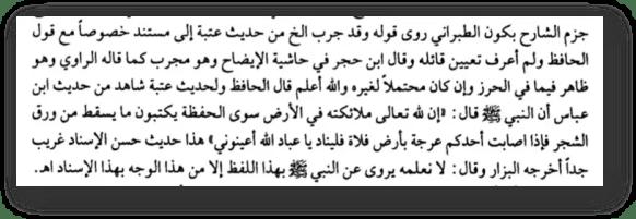 ibn hadzhar udostoverchet hadis angelov.jpg 640x221 - 557. Обращение к присутствующим ангелам