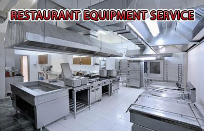 Provide Restaurant Equipment Sales Service Repair Installation