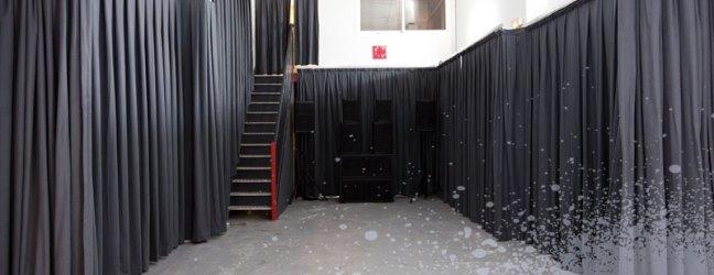 Alquiler de cortinas y telones para teatro