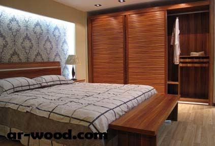 تزيين غرف النوم باشياء بسيطه