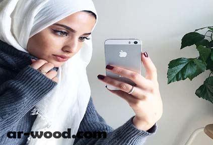 خلفيات بنات محجبات للفيس بوك جميلة جدا