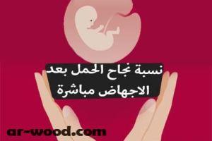 نسبة نجاح الحمل بعد الاجهاض مباشرة وخطورة الحمل الثاني بعد الاجهاض