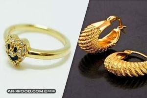 تفسير حلم خاتم الذهب للمتزوجه لابن سيرين