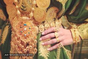 تفسير حلم لبس الذهب للمتزوجه لابن سيرين