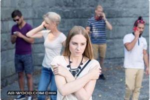 علاج الارتباك عند مواجهة الناس