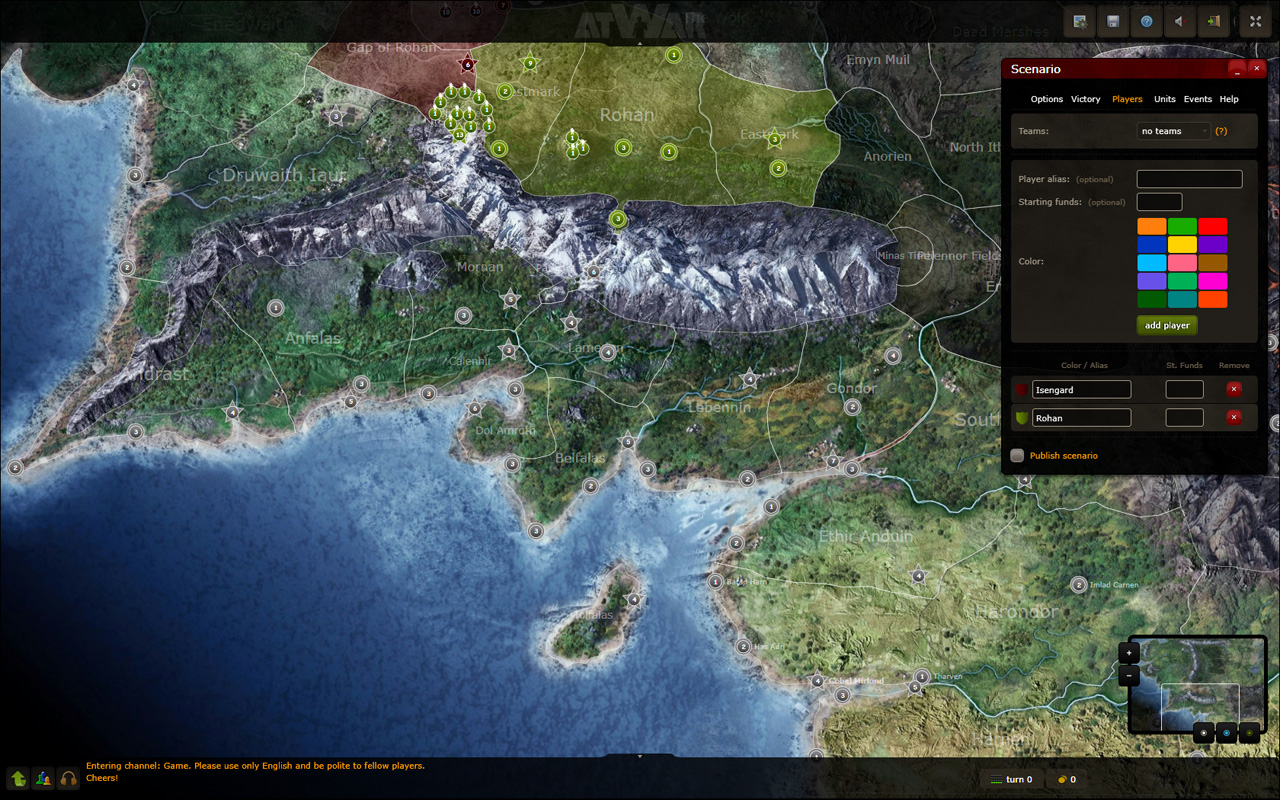 Atwar ألعاب حرب إستراتيجية مجانية