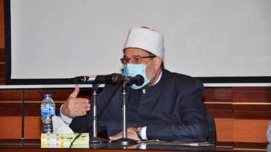 صورة  وزير الأوقاف يتفقد فعاليات التدريب بأكاديمية الأوقاف الدولية