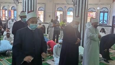 صورة  افتتاح (3) مساجد بمديرية أوقاف قنا