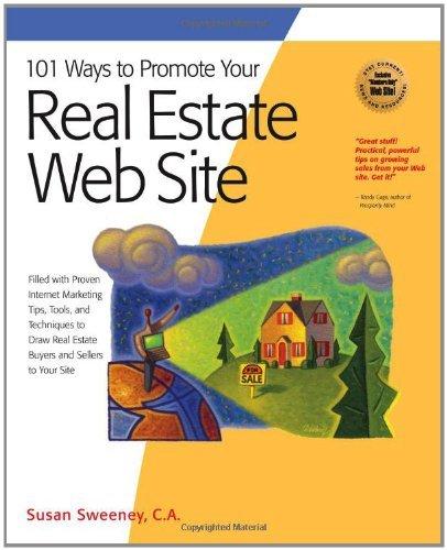 ملخص كتاب 101 طريقة لتسويق موقعك العقاري عبر الانترنت