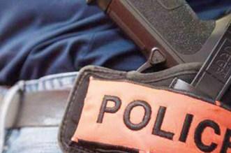"""الشرطة تشهر أسلحتها لتوقيف """"جانح"""" بالبيضاء"""