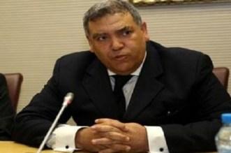 لفتيت يمدد فترة توقيف مجلس جهة كلميم- واد نون