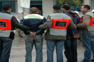 توقيف 6 أشخاص متورطين في زراعة وإنتاج المخدرات بوزان