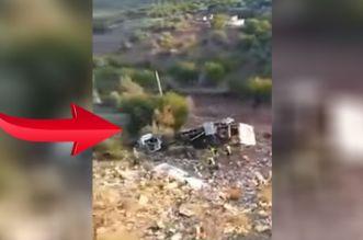 مصرع شخصين وإصابة 4 آخرين في حادثة سير مميتة بأكادير