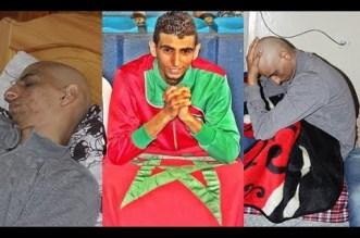 """صادم ومؤثر.. أنقذوا البطل العالمي إبن آسفي """" أمين الكتاني """" من الموت"""