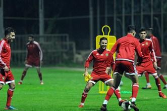 الأسود يواجهون منتخب تونس