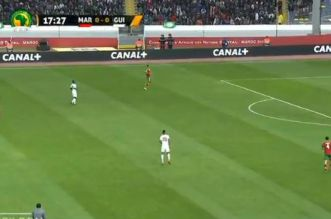 بث مباشر.. المغرب ضد غينيا