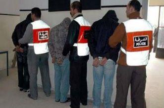 تفكيك عصابة إجرامية مُتخصّصة في اعتراض سبيل المواطنين ضواحي أكادير