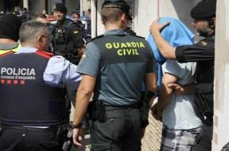 الشرطة تعتقل مغربيا أشاد بالإرهاب في إسبانيا