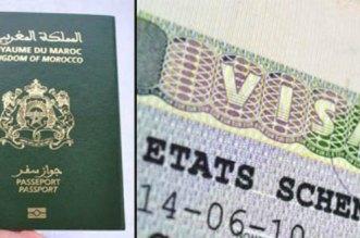 """تأشيرة """"شنغن"""".. إجراءات جديدة تهم المغاربة وهذا ثمنها الجديد"""