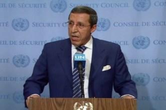 هلال: لا حل لقضية الصحراء خارج سيادة المغرب ووحدته الترابية والوطنية