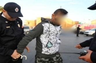 مواطنون يحاصرون لصا حاول سرقة سيدة بمراكش